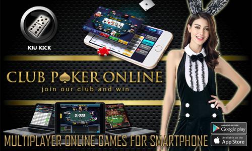 Judi Poker Yang Menghasilkan Uang Secara Online Di Clubpokeronline